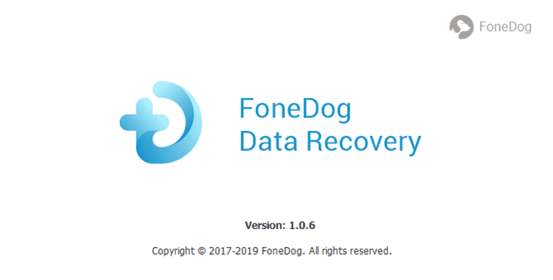 Access the FoneDog Data Recovery Tool