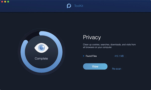 Privacy Scanning