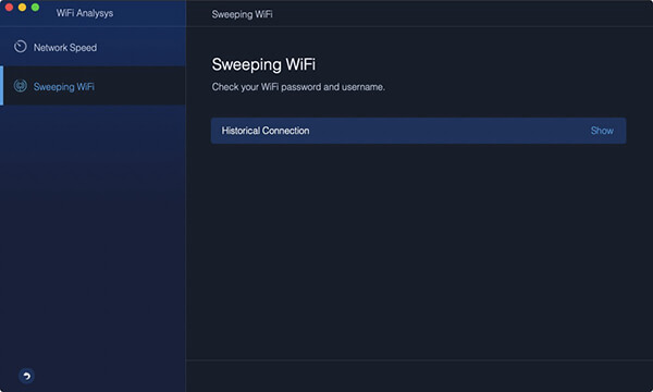 Wifi Network Sweep Watch