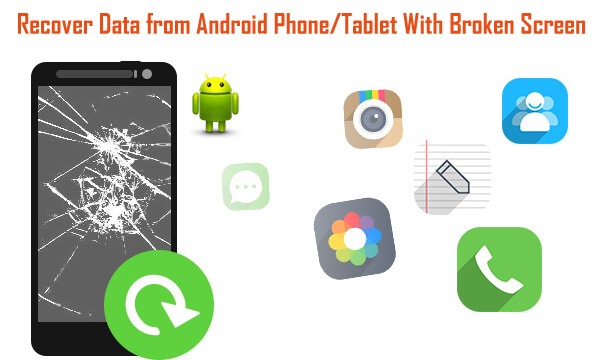 Recover Data From Broken Screen Android