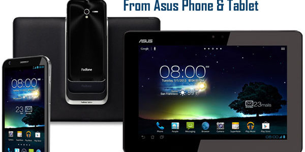 How to Recover Deleted Photos from Asus Zenfone