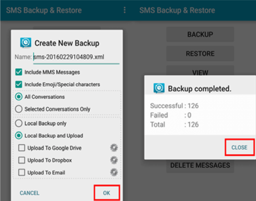 create-new-sms-backup-android