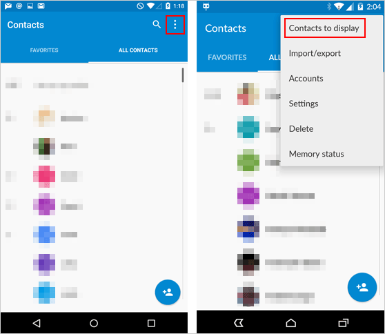 Deleted Contacts are Hidden on Your Android Phone