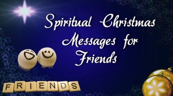 クリスマスメッセージを回復する