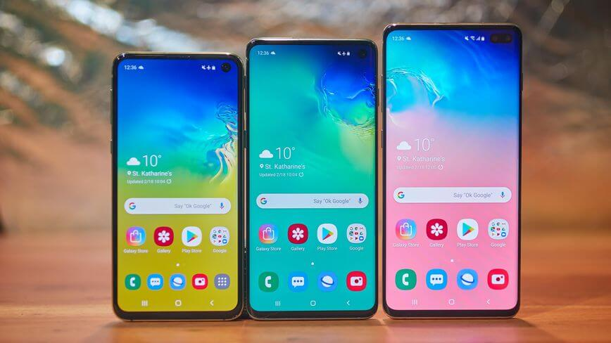 Recover Deleted Files From Samsung S10