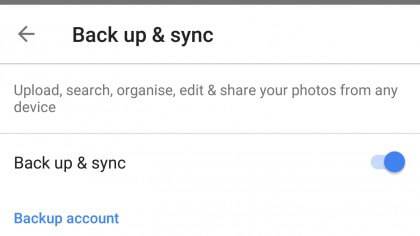 how to restore data from google drive backup