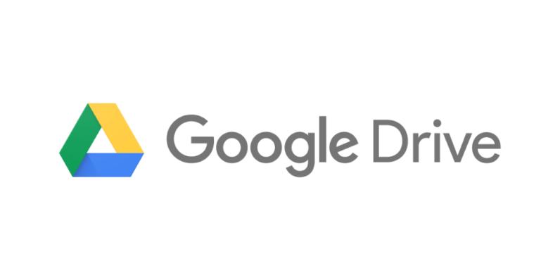 Mettre à jour Google Drive