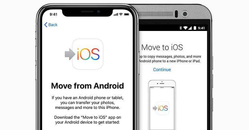 Iphone從Android移動