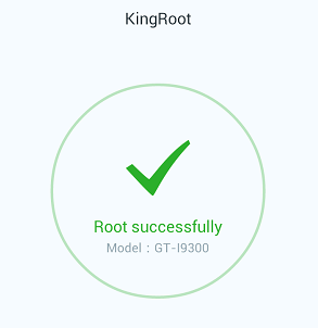 Kingroot App Root成功