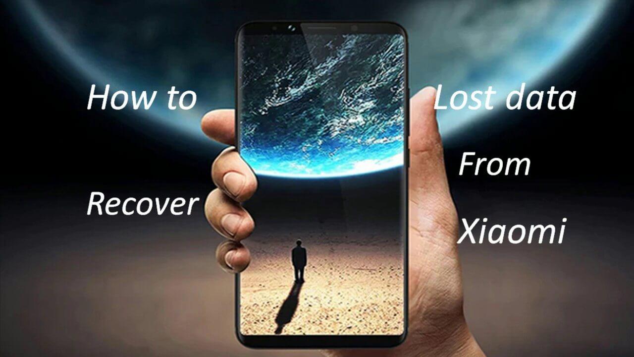Come Recuperare I Dati Cancellati E Persi Da Xiaomi Mi 8