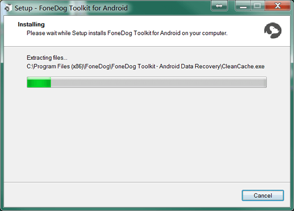 How to Install FoneDog Android Data Recovery