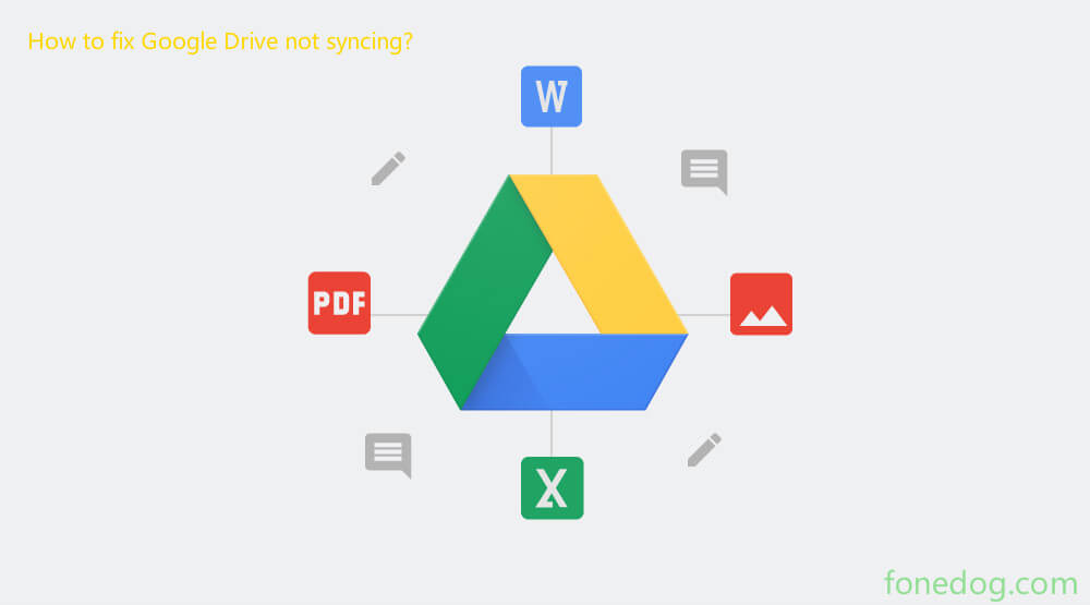How to fix Google Drive Does Not Sync Issue?