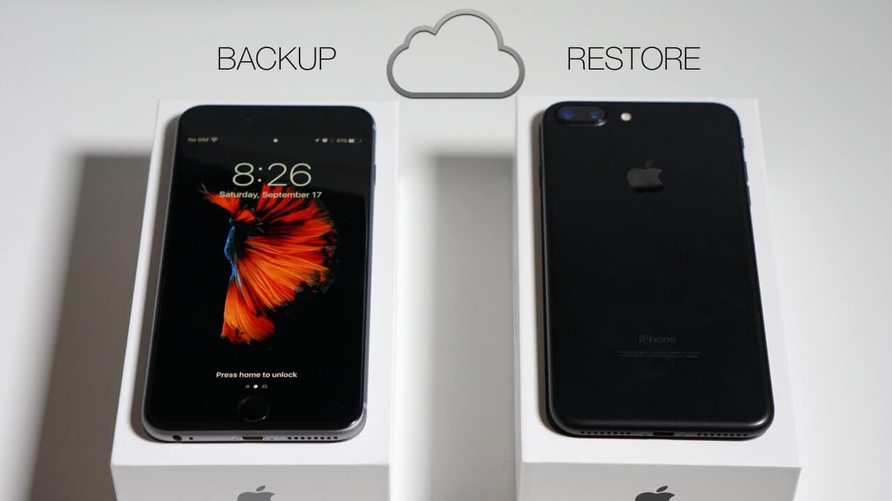 di backup e ripristino-iphone