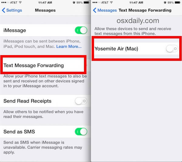 4 Ways to Fix iMessage Not Syncing Between Mac and iPhone