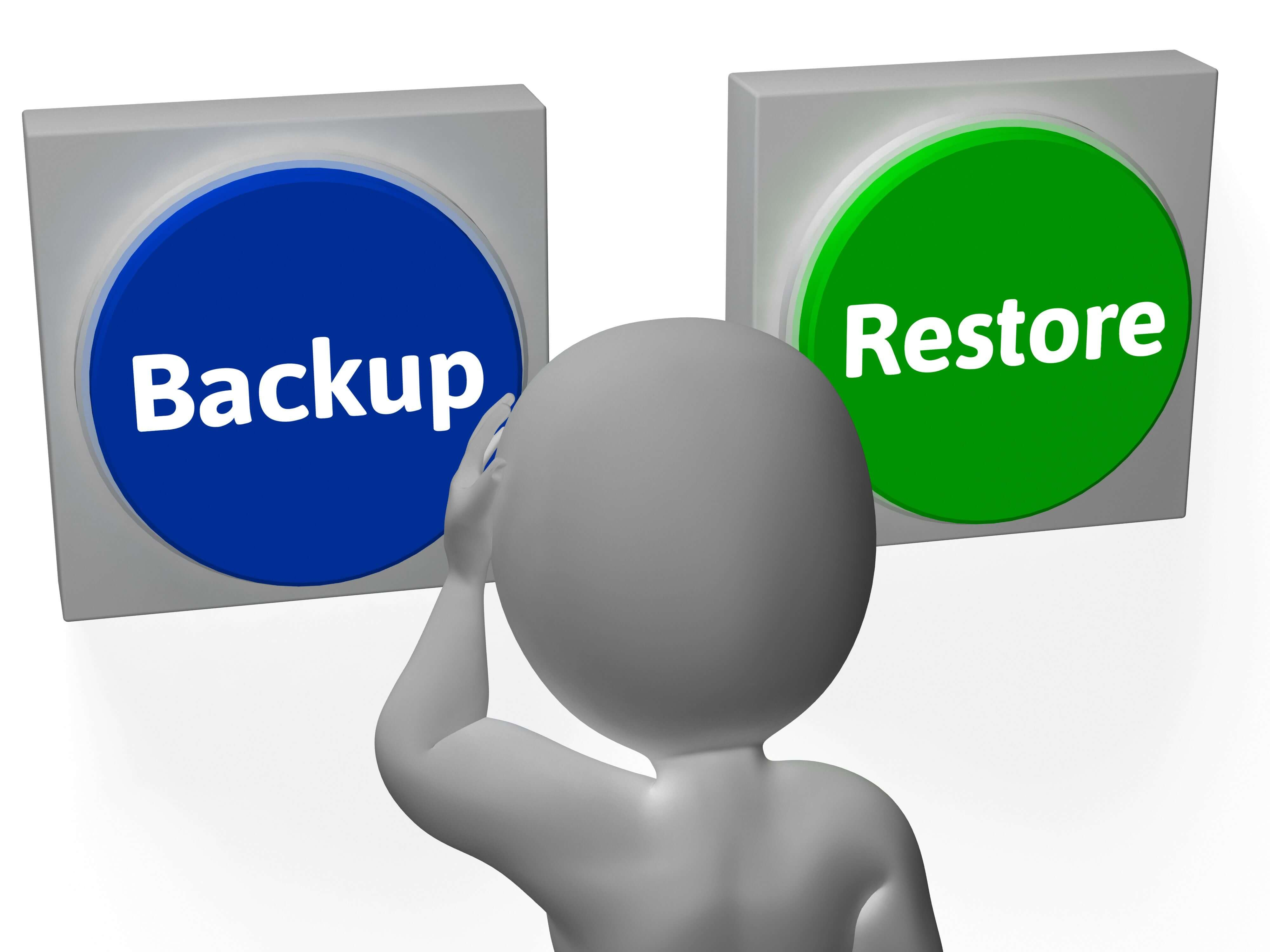what-does-restore-from-backup-mean