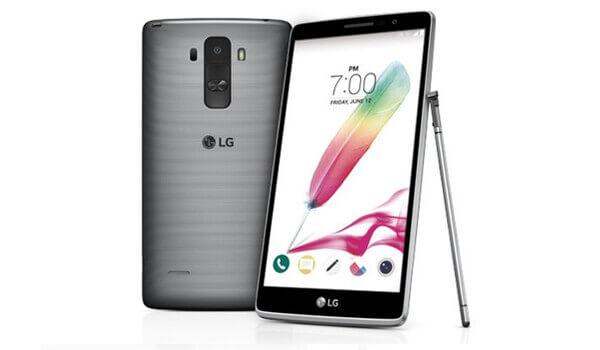 启动LG手机进入恢复模式