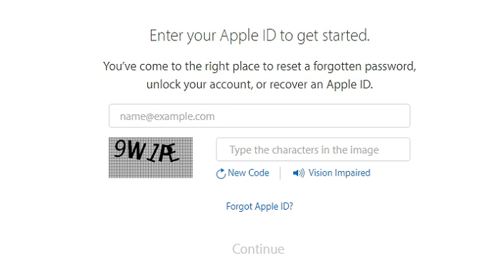 how to retrieve icloud password on iphone 4