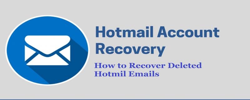 Hotmail 계정 복구