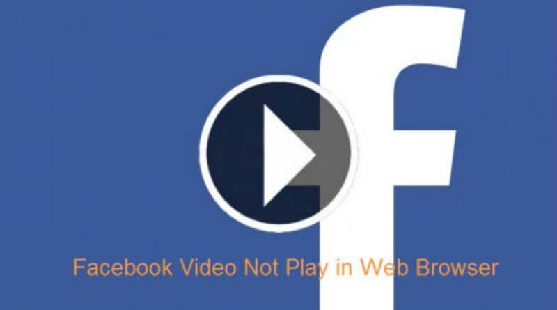Los videos de Facebook no se reproducen en Chrome