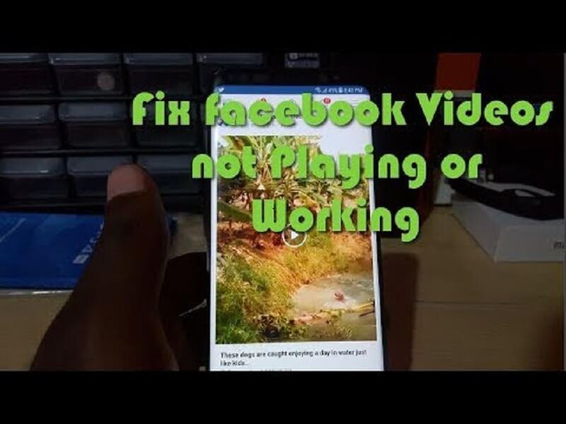 Corrige los videos de Facebook que no se reproducen en Chrome