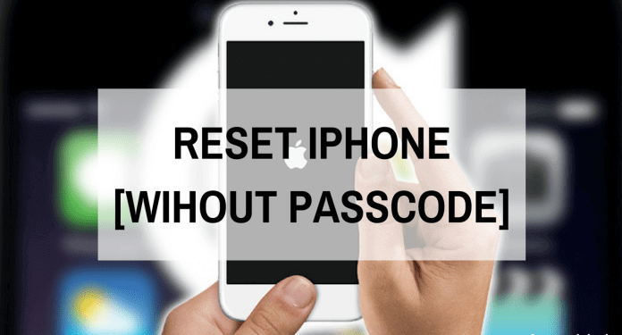 How to Do Factory Reset iPhone Without Password in Easy Ways