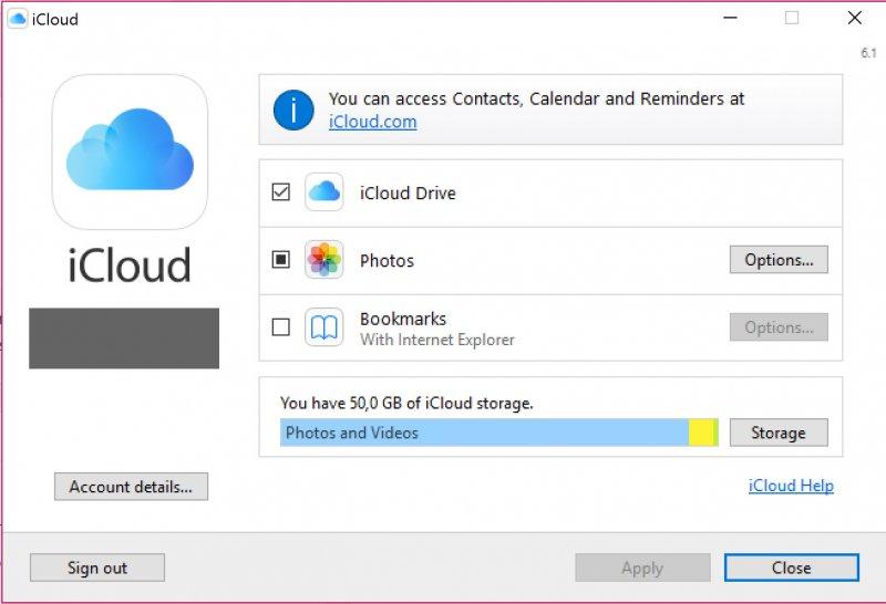 iCloud.com을 사용하여 iCloud에서 PC로 사진을 이동하는 방법