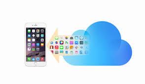 从Icloud恢复Iphone