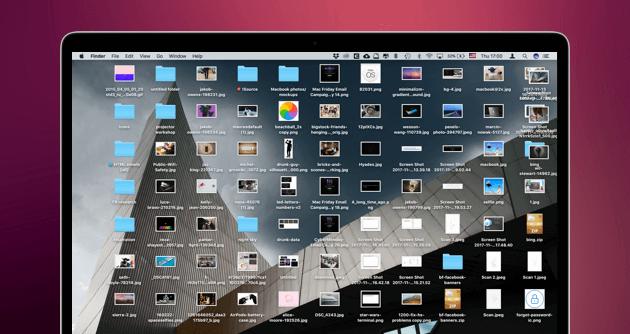 Desktop ingombra