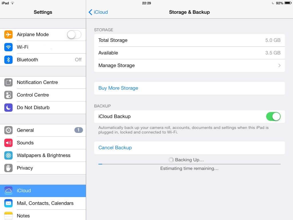 將iPhone上的照片備份到iCloud的分步指南