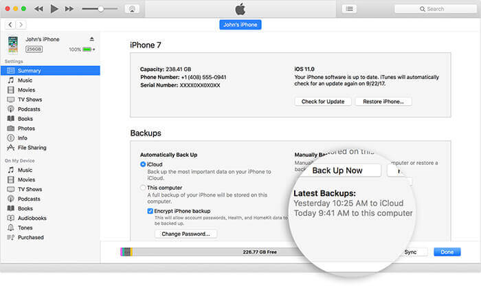 Come Visualizzare I File Di Backup Di Iphone Su Mac E Windows Nel 2021
