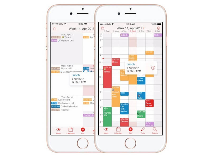 Share Google Calendar Not Showing Up on iPhone