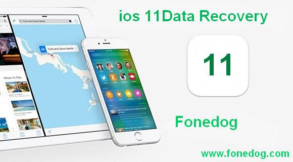 Récupération de données Ios 11