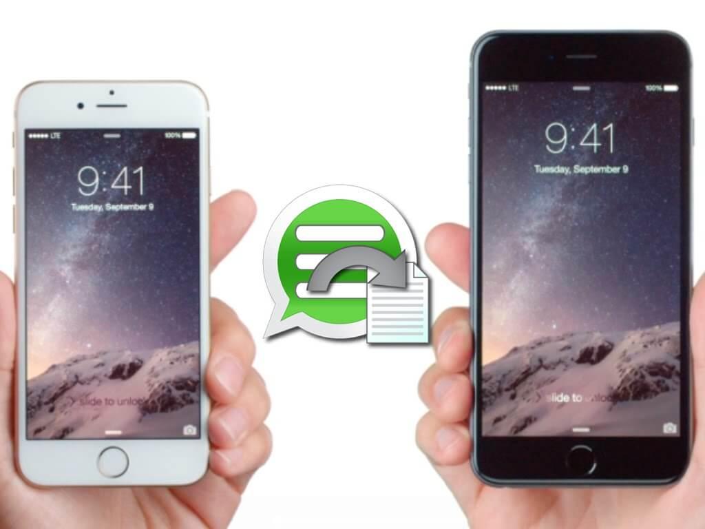 how to delete whatsapp conversation iphone