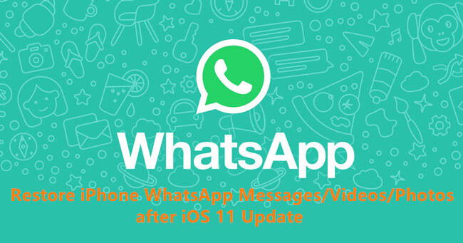 Recover Whatsapp Images Photos