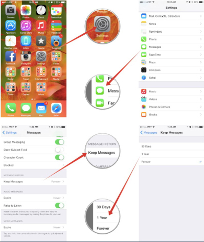 Delete Messages on Your iPhone Permanently and Safety