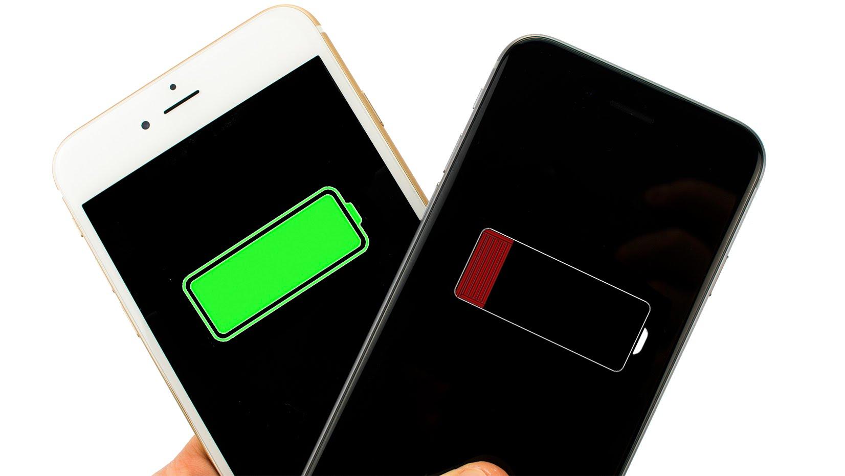 Batería de iphone
