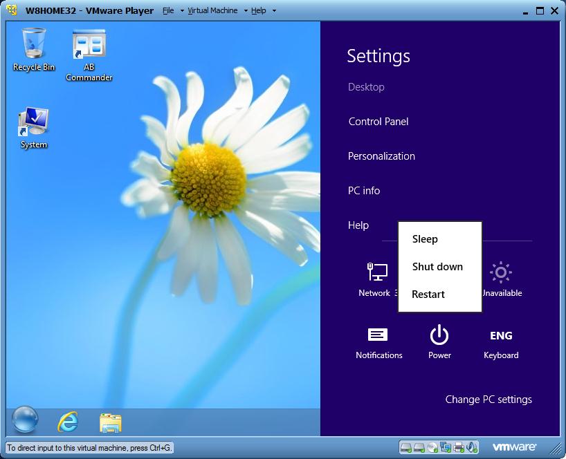 重新启动Windows 10