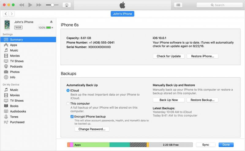 Data Recovery for iTunes: Find Back Lost Data from iTunes ...