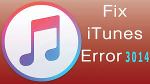 Fix iTunes Error 3014