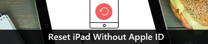 在没有iTunes的情况下还原iPad