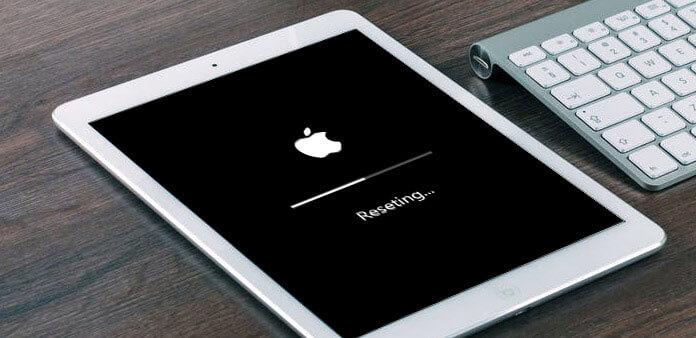 iPadのブラックスクリーンを修正する