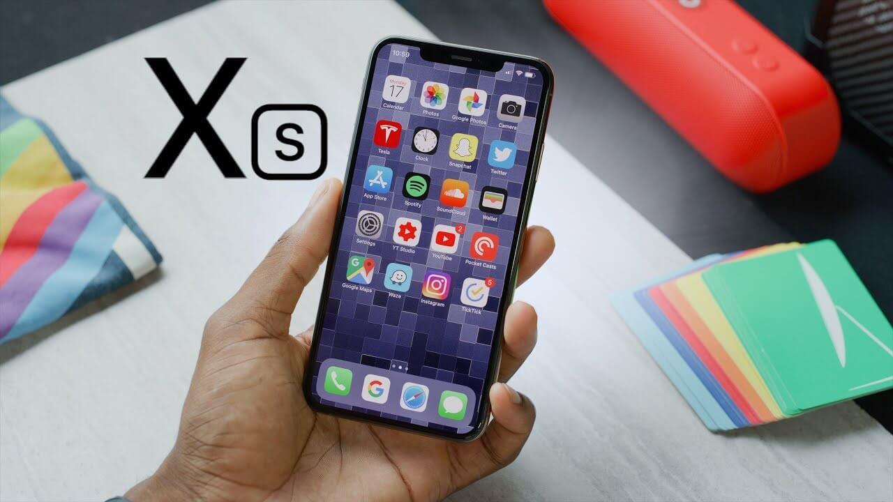 畫Iphone Xs Vs Xs Max Vs Xr Battle Xs Iphone