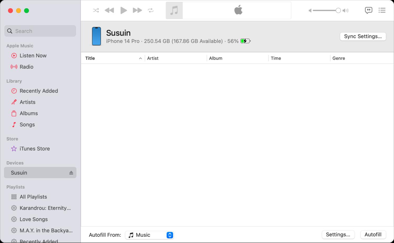 如何使用iTunes进入锁定的iPhone