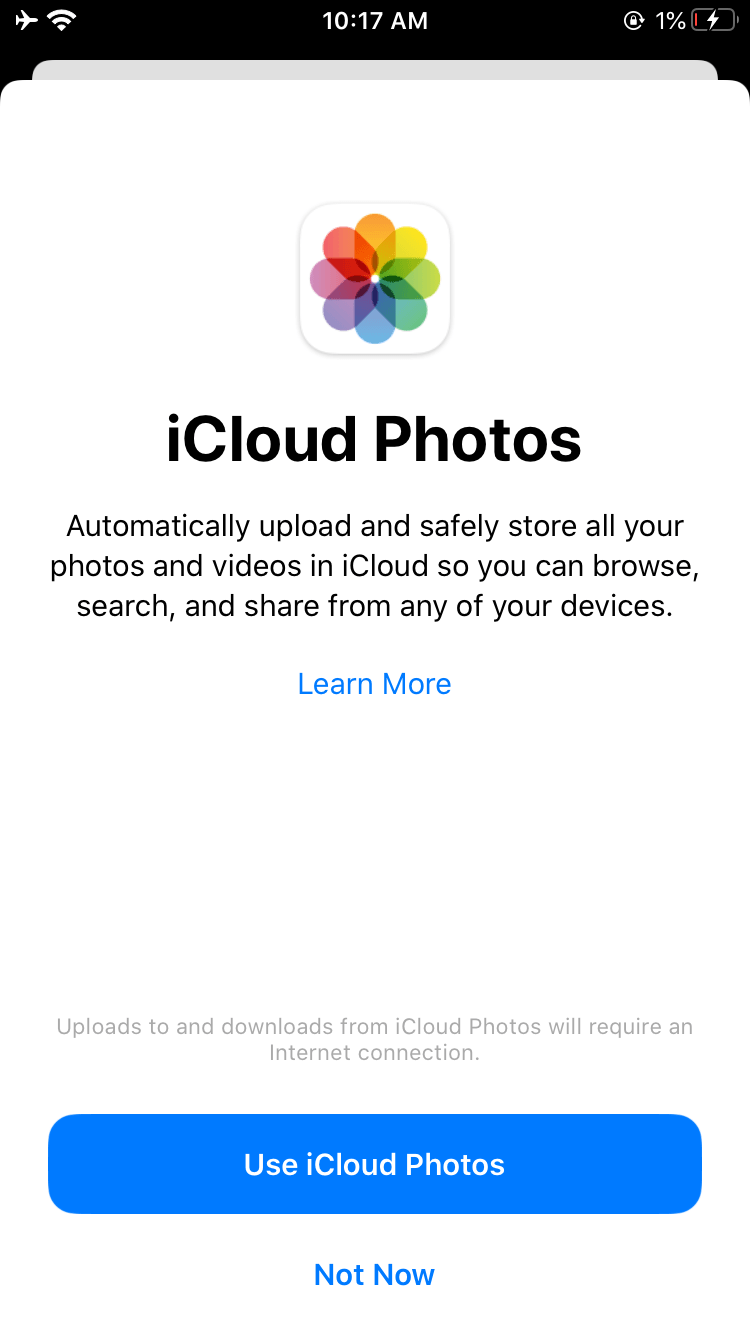 Motivi per cui scarichi le foto di iCloud sul PC