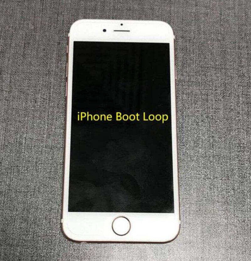 iPhone啟動循環錯誤的5種跡象