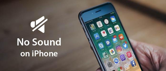 Iphone Nessun suono