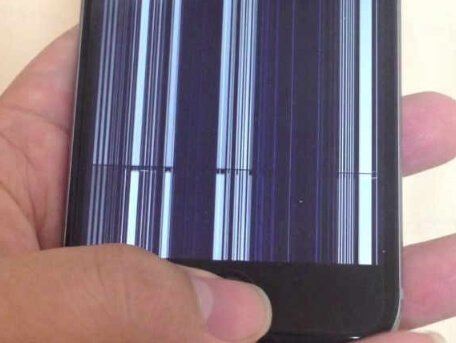 iPhone 화면 깜박임 문제를 해결하기위한 하드 리셋