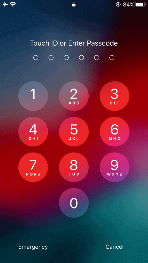为什么我的iPhone锁定了