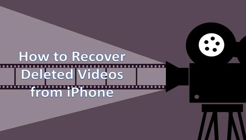 Pourquoi nous avons les problèmes de vidéo supprimée de l'iPhone