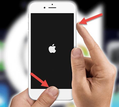 執行簡單的硬重置iPhone SE(2020)